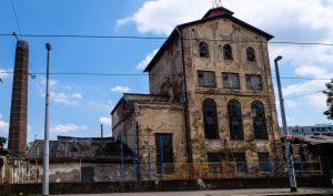 Fabriek Praag 16
