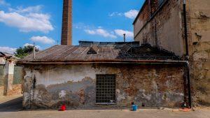 Fabriek Praag 4