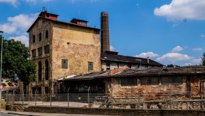 Fabriek Praag 9