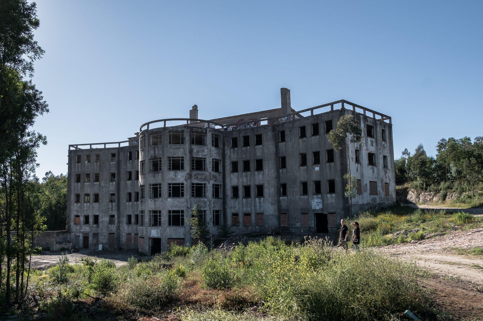 Sanatorium de Valongo 1 van 1 2