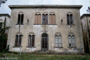 Ospedale Psychiatrico di Volterra 1 van 1 18