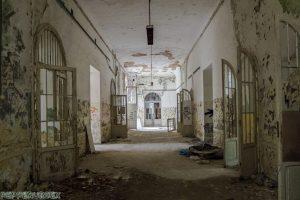 Ospedale Psychiatrico di Volterra 1 van 1 22