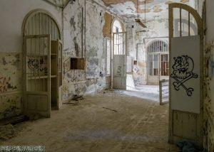 Ospedale Psychiatrico di Volterra 1 van 1 36