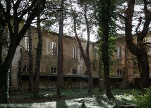 Ospedale Psychiatrico di Volterra 1 van 1 39