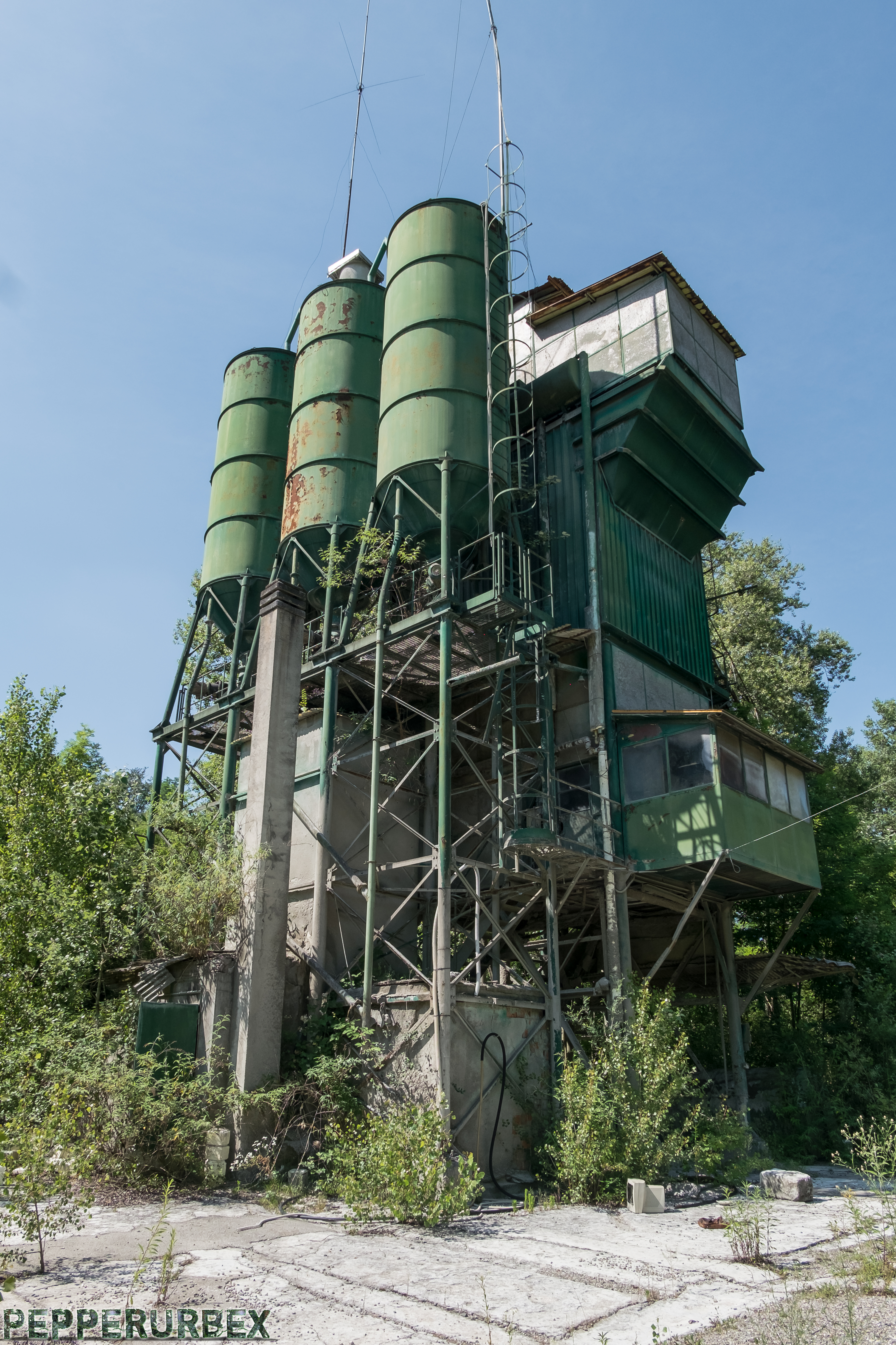 Cava Pombia (IT) - abandoned quarry near Milan » Pepper Urbex