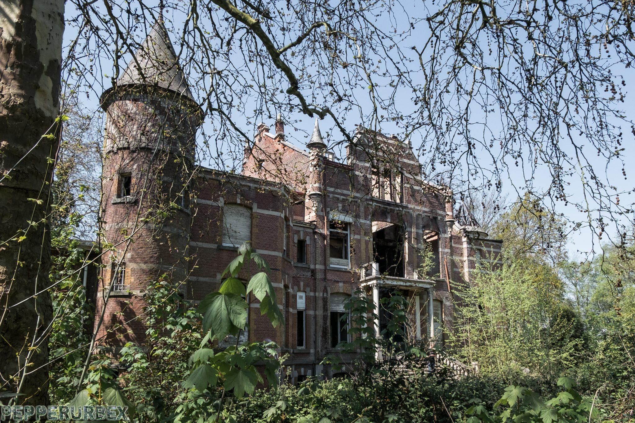 Chateau Lindenbosch 1 van 1