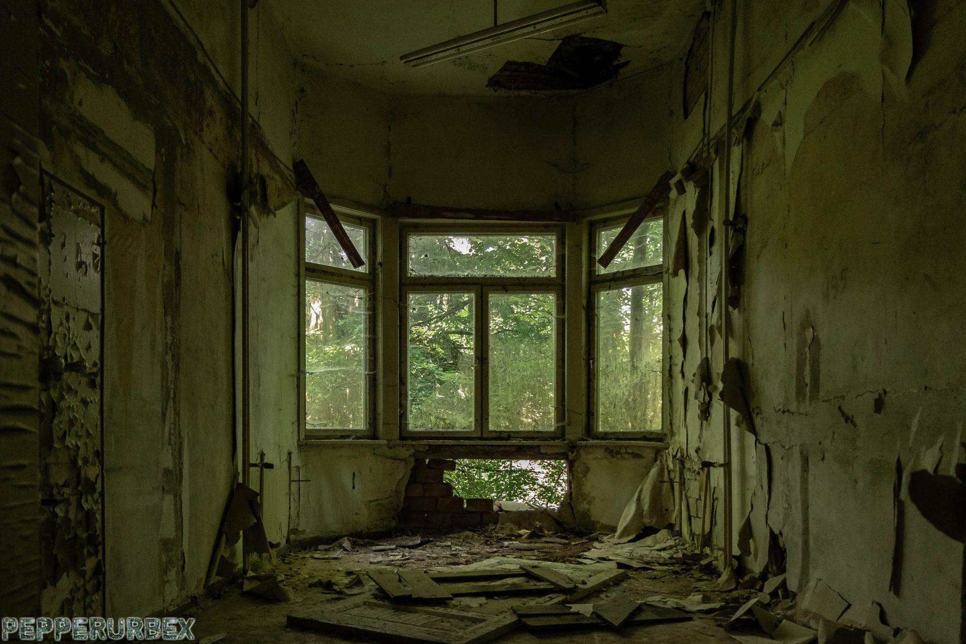 Sanatorium Hohentanneck 8